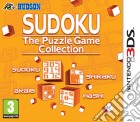 Sudoku 3DS game