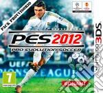 Pro Evolution Soccer 2012 game