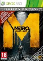 Metro Last Light Limited Ed. game