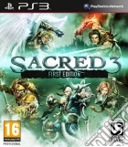 Sacred 3 First Edition game