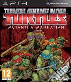 T.M.N.T. Mutanti a Manhattan game
