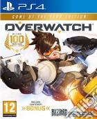 Overwatch Goty game