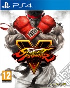 Street Fighter V game