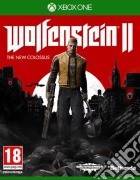 Wolfenstein 2: The New Colossus game