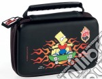 NDS Lite Carry Case The Simpsons Bart videogame di NDS