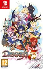 Disgaea 5 Complete game acc