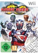 Kamen Rider Dragon Knight videogame di WII