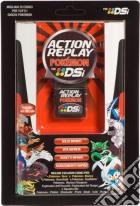 DSi Pokemon action replay game acc