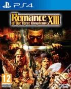 Romance of the Three Kingdoms XIII game