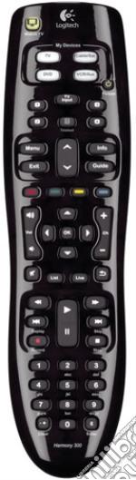 LOGITECH Telecomando Harmony 300i videogame di PC