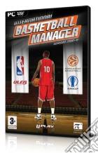 International Basketbalmanager game