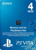 Memory Card 4GB PS Vita game acc