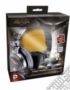 Cuffia Batman Arkham Knight + microfono game acc