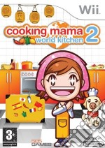 Cooking Mama 2 World Kitchen videogame di WII