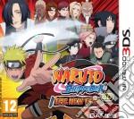 Naruto Shippunden 3D The New Era game