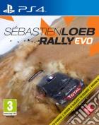 Sebastien Loeb Rally Evo game