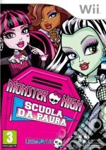Monster High - Scuola da paura! game