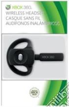 MICROSOFT X360 Cuffie R Wireless game acc