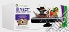 MICROSOFT X360 Kinect + 3 giochi game acc