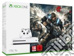 XBOX ONE S 1TB + Gears of War 4 game acc