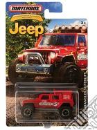 Matchbox - Jeep - Blister 1 Pz (un articolo senza possibilità di scelta) giochi