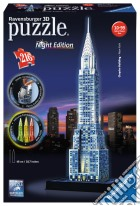 Ravensburger 12595 - Puzzle 3D Night Edition - Chrysler Building giochi