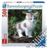 Puzzle 500 pz - gattino puzzle di RAVENSBURGER