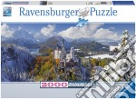 Ravensburger 16691 - Puzzle 2000 Pz - Panorama - Castello Di Neuschwanstein puzzle di Ravensburger
