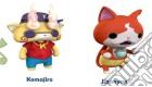 Yo-Kai Watch - Electronic Figure - Blister 1 Personaggio Con Luci E Suoni (un articolo senza possibilità di scelta) giochi