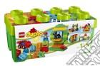 Lego - Duplo - Scatola Costruzioni 65 Pz Verde giochi