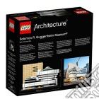 Lego 21035 - Architecture - Museo Solomon R. Guggenheim giochi