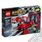 Lego 75882 - Speed Champions - Ferrari Fxx K E Galleria Del Vento giochi