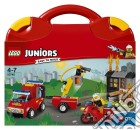 Lego 10740 - Juniors - Valigetta Dei Pompieri giochi