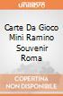 Carte Da Gioco Mini Ramino Souvenir Roma giochi