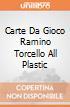 Carte Da Gioco Ramino Torcello All Plastic giochi