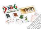 Carte Da Gioco Nuovo Burraco Legno Per Sei giochi