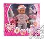 Amore Mio - Baby Pipi' 36 Cm Con Accessori giochi