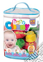 Baby Clemmy - Sacca 48 Mattoncini giochi