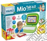MIO TAB LAPTOP SMART KID HD SPECIAL EDITION 16 GB gioco di MIO TAB