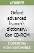 Oxford advanced learner's dictionary. Con CD-ROM libro