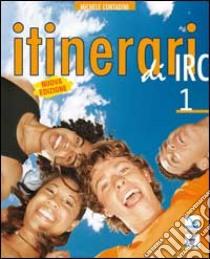 Itinerari di IRC. Schede tematiche. Per il biennio delle Scuole superiori libro di Contadini Michele