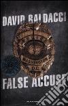 False accuse libro