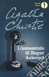 L'assassinio di Roger Ackroyd libro
