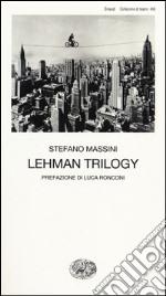 Lehman Trilogy libro