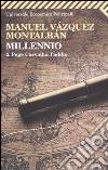 Millennio. Vol. 2: Pepe Carvalho, l'addio libro