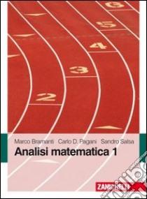 Analisi matematica 1 libro di Bramanti Marco; Pagani Carlo D.; Salsa Sandro