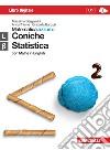 Matematica azzurro coniche statistica