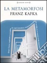 La metamorfosi letto da Moro Silo. Audiolibro. CD Audio formato MP3 libro
