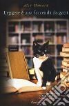 Leggere è una faccenda da gatti libro