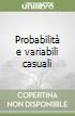 Probabilità e variabili casuali libro